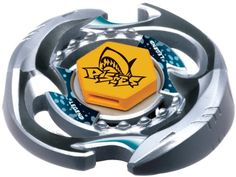 Beyblades #BB83 Japanese Metal Fusion DF145BS Premium Returns Booster Pisces Battle Top (bestseller)