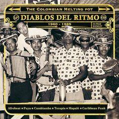 Diablos Del Ritmo | The Colombian Melting Pot 1960-1985 | vinyl 2xLP | new