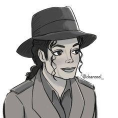 Michael Jackson Dibujo, Michael Jackson Cartoon, Michael Jackson Story, Michael Jackson Drawings, Michael Jackson Dangerous, Michelangelo, Jackson Song, Rare Pictures, Black Artists