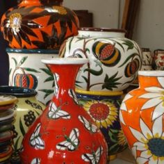 Handmade Spanish ceramics