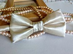 Tuxedo Wedding, Bow Tie Wedding, Leather Lace Up Boots, Satin Bows, Special Events, Special Occasion, Bow Ties, Champagne, Butterfly