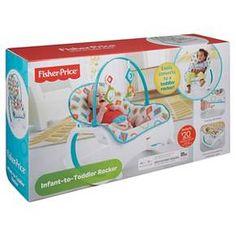 Fisher-Price® Infant-to-Toddler Rocker - Geo Diamonds : Target