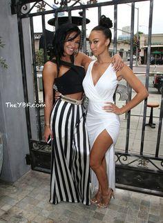 Draya & Cassie