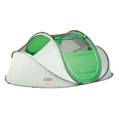 Pop Up Tent 2 4 Person Camping Hiking Hunting Gear Supplies Cabin Rain Fly NEW! #Coleman #PopUp