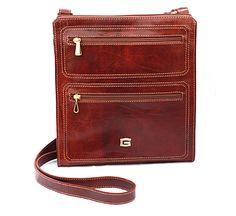 Mens Leather Bag | Italian Leather Bag | Giudi Mens Bag