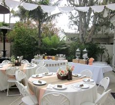 Entire decor idea! bridal-shower-ideas