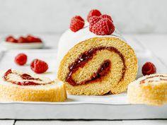 German Baking, Cheesecake, Desserts, Food, Tv, Cooking, Raspberries, Food And Drinks, Tailgate Desserts