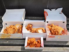 We tried fried chicken from 4 fast food chains — and the winner was clear