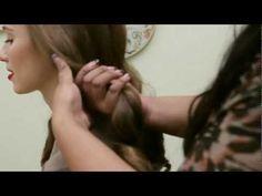 Tutorial: vintage pin up curls