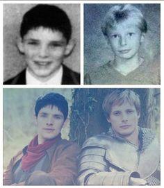 Little Colin and Bradley - fã demais