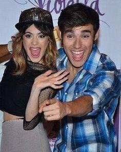Martina en Jorge