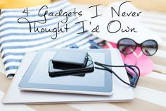 Simply Sierra (and Her Little Miss Morkie): 4 Gadgets I Never Thought I'd Own