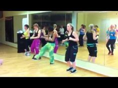 ▶ In The Summertime Zumba with Keren. - YouTube