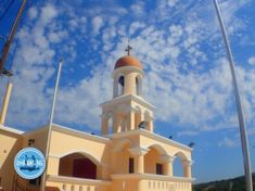 Kreta Nieuws Reisadvies Kreta Griekenland code geel code oranje Crete Greece, Island, Mansions, House Styles, Building, Pictures, Travel, Hani, Holidays
