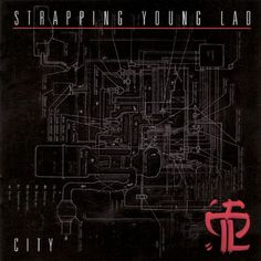 Strapping Young Lad - City - Hands down one of the most influential bands and albums of my life Death Metal, Doom 1, Dimmu Borgir, Skinny Puppy, Young Lad, Extreme Metal, Piece Of Music, Industrial Metal, Musik