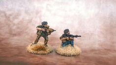 Jacksarge Brushes & Battles: Modern Assortment...20 & 28mm