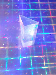 Holographic Prism By Mandy Stoller
