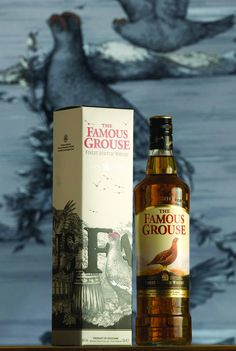 Timorous Beasties for The Famous Grouse