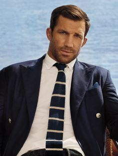 #Polo Ralph Lauren is excited to announce Luke Rockhold as the new face of our iconic fragrance, #PoloBlue.