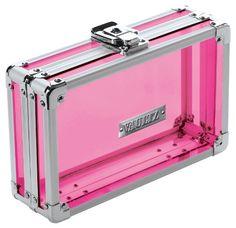 Vaultz Locking Acrylic Pencil Box, 8.25 x 5.5 x 2.5 Inches, Pink (VZ00095) Vaultz http://www.amazon.com/dp/B00DD41SHE/ref=cm_sw_r_pi_dp_khsfub09VNCCJ