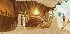Acredito que se fosse dado a todos os seres humanos a oportunidade de pensar da maneira mais autônoma possível, teríamos saído da caverna (referência ao mundo das aparências), conforme Platão ilustra em sua obra A República.