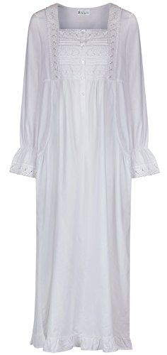 The 1 for U 100 Cotton Nightgown With Pockets  Isabella XXXL >>> Read more reviews of the product by visiting the link on the image.