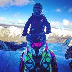 Divas SnowGear: Avid Technical hits Canada! Snowboarding, Skiing, Ski Doo, Big Girl Toys, Snow Machine, Snow Girl, Dirtbikes, Winter Fun, Sled