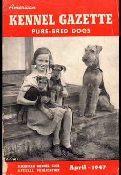 American Kennel Gazette April 1947