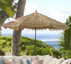 http://www.potterybarn.com/products/round-umbrella-canopy-pole-set-raffia/?pkey=cumbrellas-outdoor