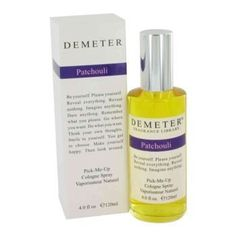 Uniquely For Her Demeter by Demeter Patchouli Cologne Spray 4 oz  #Demeter #Beauty