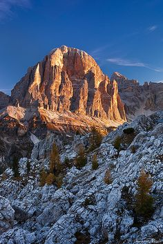 Tofana di Rozes by Andreas Resch, via Flickr in Belluno, Veneto, IT. [Italy]