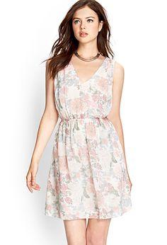 Dreamy Crossback Dress   FOREVER21 - 2000087780