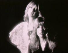 The Girls of Fleetwood Mac Chris n Stevie 1987 Rumours Album, Buckingham Nicks, Gypsy Moon, Stevie Nicks Fleetwood Mac, Photo Dump, Photoshoot Inspiration, Great Bands, My Favorite Music, Rock Bands