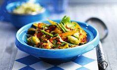 Veg with va-va voom: Moroccan summer vegetable tagine | Daily Mail Online