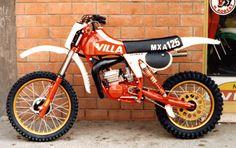 MOTO VILLA 125