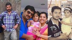 Actor Iyappan Family Photos  /  Serial Actor Ayappan Unni Family/Kalyana...