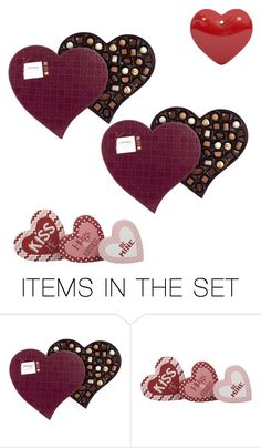 """""""Hearts"""" by ivanazb ❤ liked on Polyvore featuring art"""