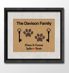 A personal favorite from my Etsy shop https://www.etsy.com/ca/listing/469311443/perfect-pet-dog-lover-family-gift-unique