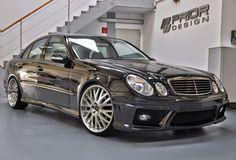 Mercedes-Benz E-Klasse W211 Prior Design Body Kit | BENZTUNING