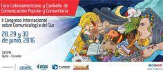 FORO LATINOAMERICANO Y CARIBEÑO DE COMUNICACIÓN POPULAR Y COMUNITARIA