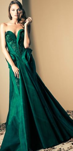 #Ziad Nakad Couture - #Luxurydotcom pinterestluxury