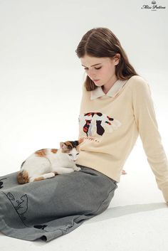 Paws for Thought Jumper - available at misspatina.com