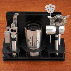 Professional Bar Tool Set - 10 piece