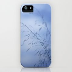 Blue nights iPhone Case by Guido Montañés - $35.00