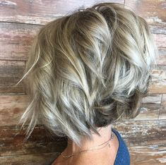 90 Classy and Simple Short Hairstyles for Women over 50 - Choppy Messy Bob For Fine Hair - Bob Hairstyles For Fine Hair, My Hairstyle, Short Hairstyles For Women, Classy Hairstyles, Blonde Hairstyles, Latest Hairstyles, Hairstyle Ideas, Hair Ideas, Unordentlicher Bob