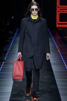 Fendi FW17.  menswear mnswr mens style mens fashion fashion style fendi runway