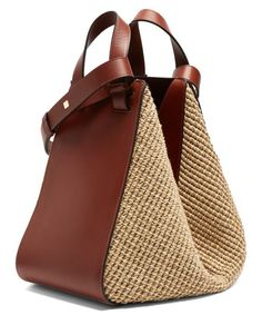 This Loewe bag is so chic my heart skipped a beat.