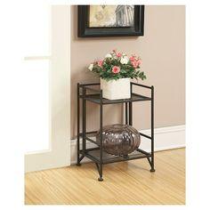 http://www.target.com/p/2-tier-folding-metal-shelf/-/A-50558439