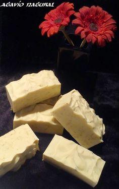 Atavio Natural: Jabón de Calendula y leche de Avena