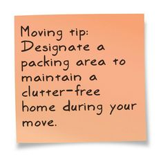 #moving #tips     This sticky note courtesy of @Pinstamatic (http://pinstamatic.com)